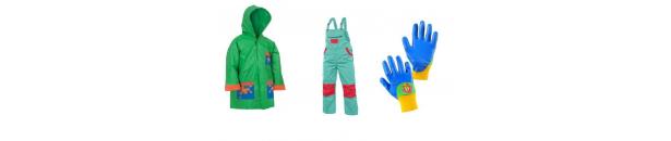 Detské pracovné oblečenie