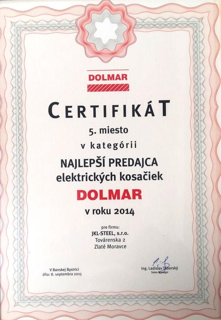 dolmar_cert
