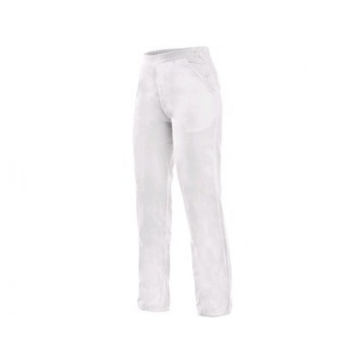 Dámske nohavice DARJA biele