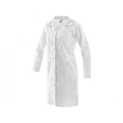 Dámsky plášť EVA biely