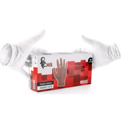 Jednorázové rukavice MOSE...