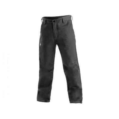 Nohavice REDMOND pánske šedé