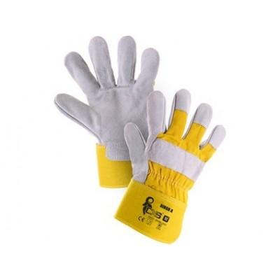 Kombinované rukavice DINGO A