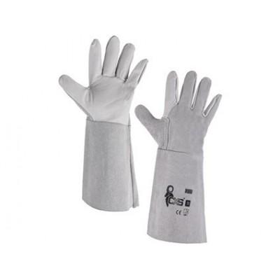 Kožené rukavice HURI