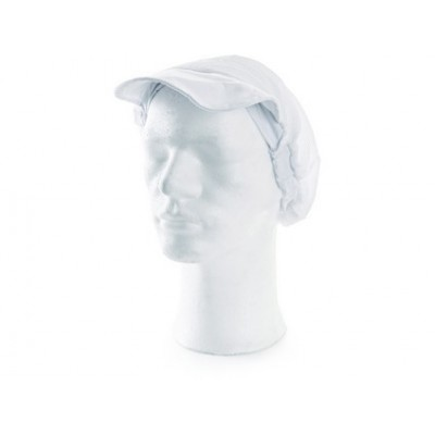 Kuchárska čapica NELA biela