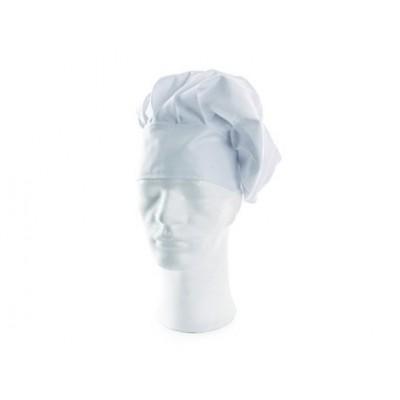 Kuchársky baret LUDVA biely