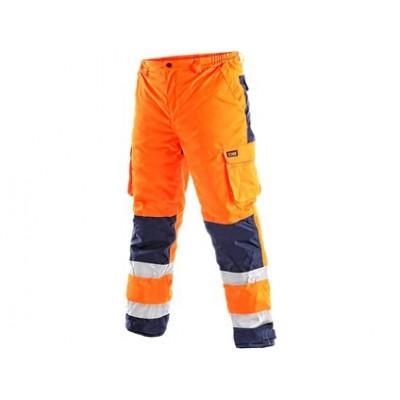 Pánske reflexné nohavice...
