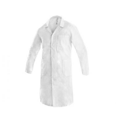 Pánsky plášť ADAM biely