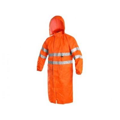 Plášť BATH výstražný oranžový