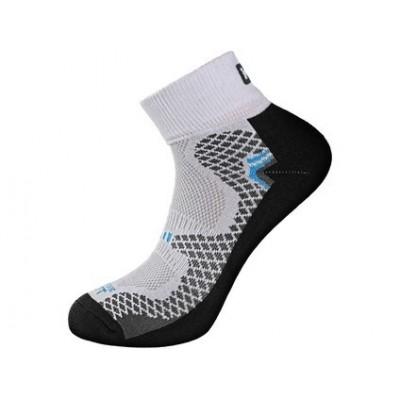 Ponožky SOFT biele