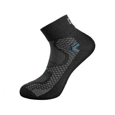 Ponožky SOFT čierne vel. 39