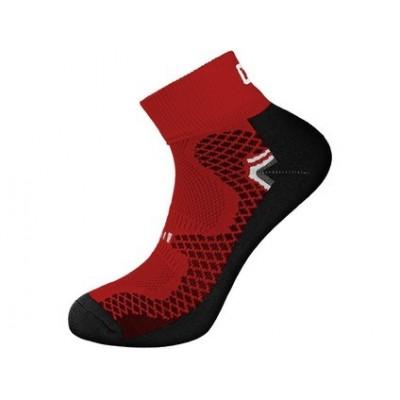 Ponožky SOFT červené