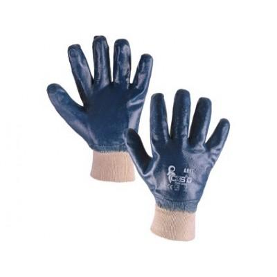 Povrstvené rukavice ARET modré