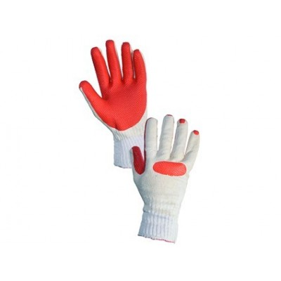 Povrstvené rukavice BLANCHE...