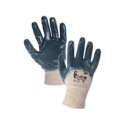 Povrstvené rukavice JOKI modré