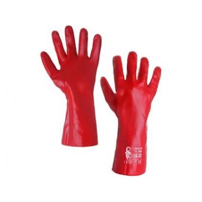 Povrstvené rukavice SELA...