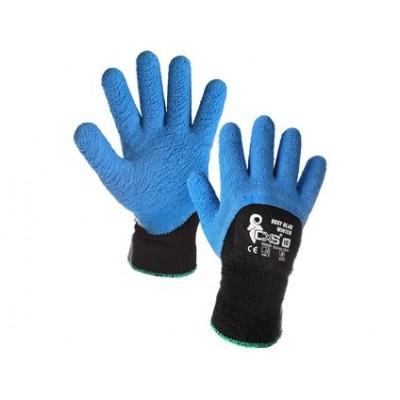 Povrstvené zimné rukavice...