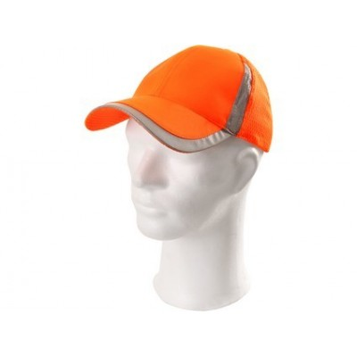 Reflexná šiltovka ELY oranžová