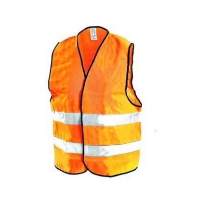 Reflexná vesta GUSTAV oranžová
