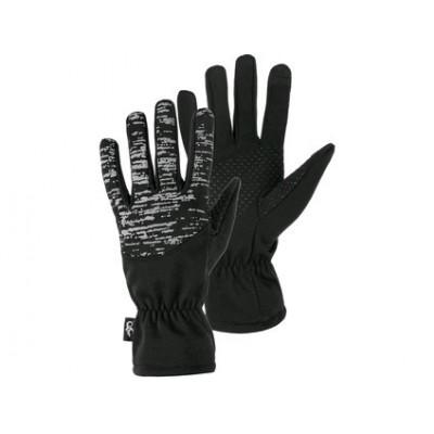 Rukavice zimné FREY čierne...