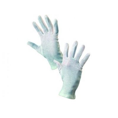 Textílne rukavice FAWA biele