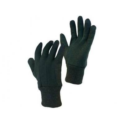 Textílne rukavice NOE hnedé