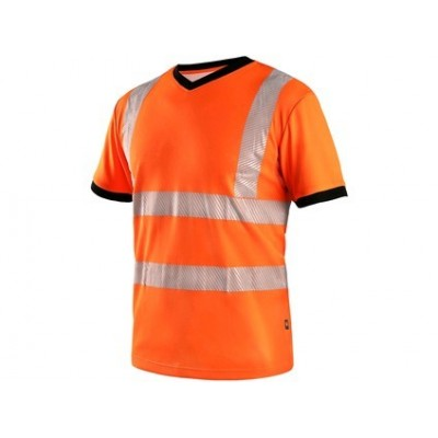 Tričko CXS RIPON výstražné...