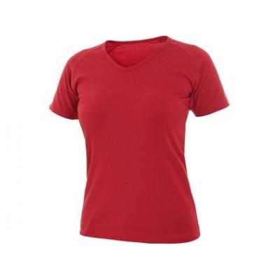 Tričko ELLA dámske červené