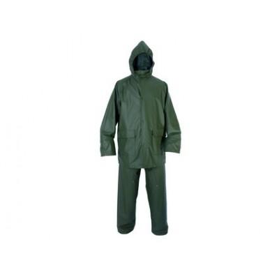 Vodeodolný oblek CXS PU zelený
