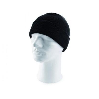 Zimná čapica KULICH čierna