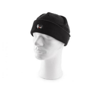 Zimná čapica OLEG čierna