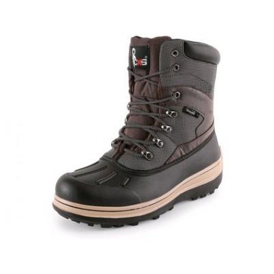 Zimná poloholeňová obuv CXS...