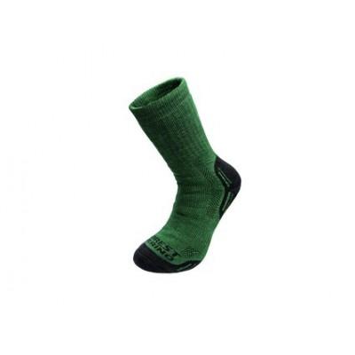 Zimné ponožky FOREST zelené