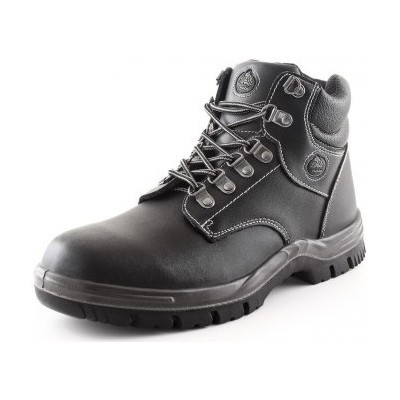 Členková obuv s ocelovou...