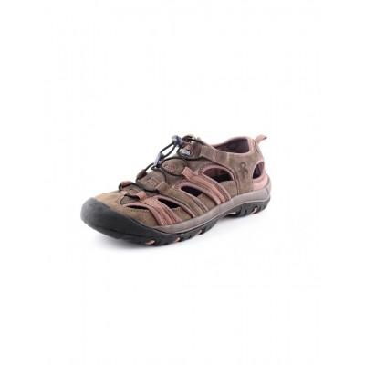 Sandále SAHARA hnedé